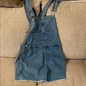 Rag and Bone denim overalls - NEVER WORN NWT